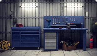 各種冷凍車メーカーの正規代理店なのでメンテナンスは完璧です
